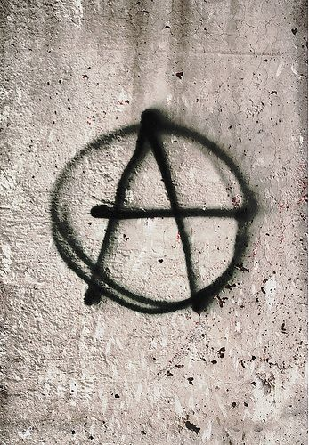 Anarchistische Symbole