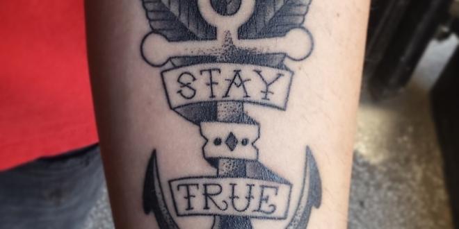 The anchor symbol