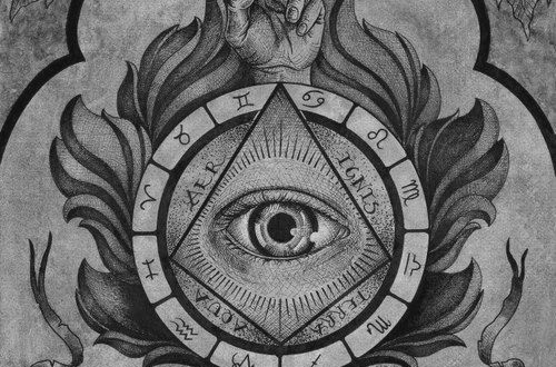 All Seeing Eye Or The Eye of Providence