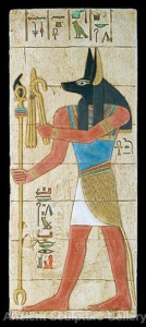 Anubis The God Of The Dead