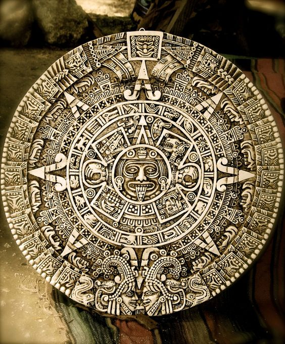 Aztec Calendar Stone.The Famous Aztec Calendar Stone What Is Its Exact Purpose And Meaning