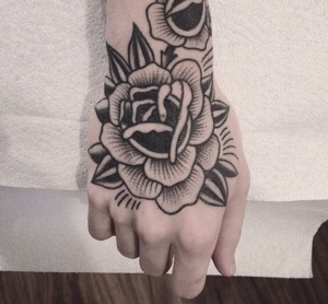 Black Rose Tattoo: Dark Beauty, Death Or Something Else