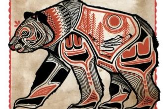 Bear Haida Archives Tattoo Art From The Heart