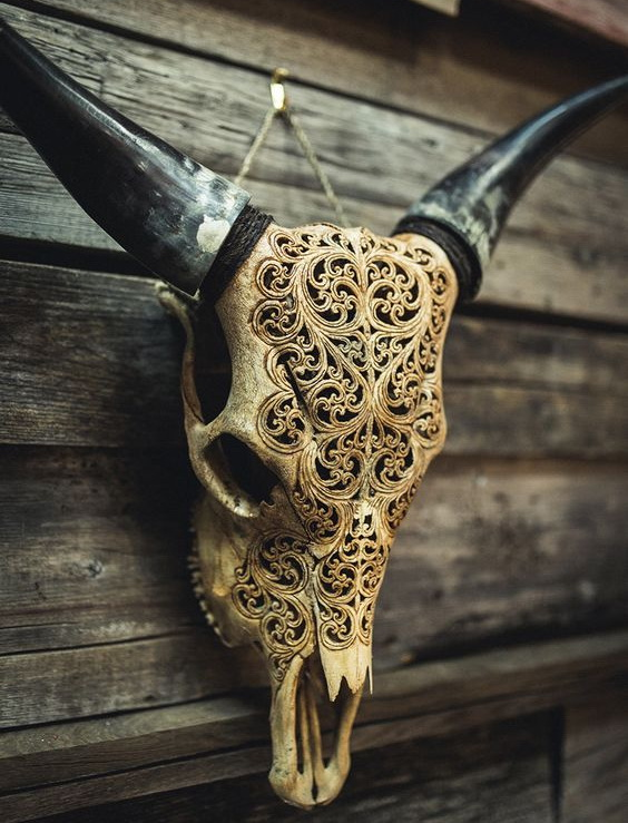6e3fd8d65098f If you are searching for a tattoo design which has some symbolic meaning  for you, a buffalo skull tattoo might be the right one for you.