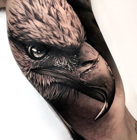 Eagle Tattoos Inspiration Meanings And Symbolism