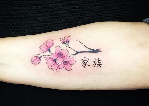 Kanji Tattoos With Other Different Things What Do They Mean