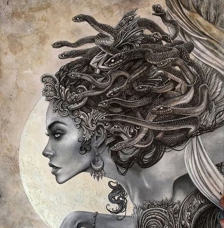 Medusa A Character In Greek Mythology What Does It Symbolize