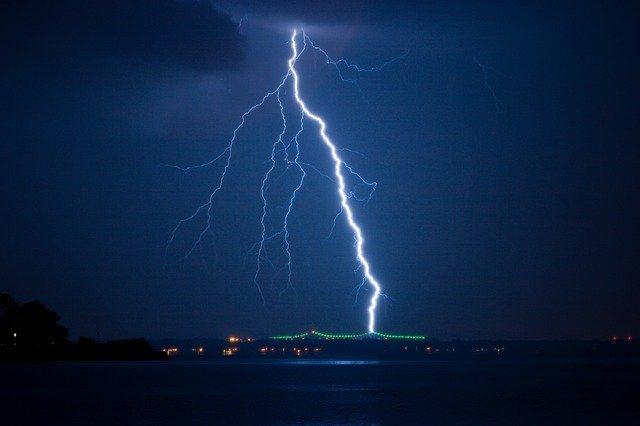 Lightning Bolt Thunderbolt Tattoo Variations And Meanings