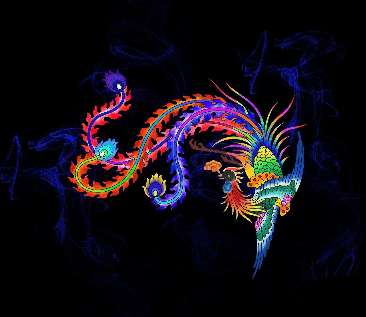 Animal Spirit Guide Meaning & Interpretation: The Phoenix