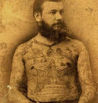 Martin Hildebrandt Tattoo Artist