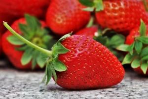 Strawberry Fruit Tattoo